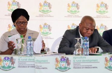 KZN Premier urges youth to engage in agriculture to dent poverty and unemployment