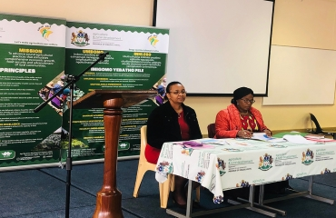 MEC Meeting With Farm Workers – Centenary Hall