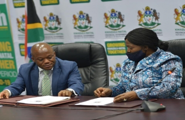 Performance Agreement Between The Premier And Members Of The Provincial Executive Council