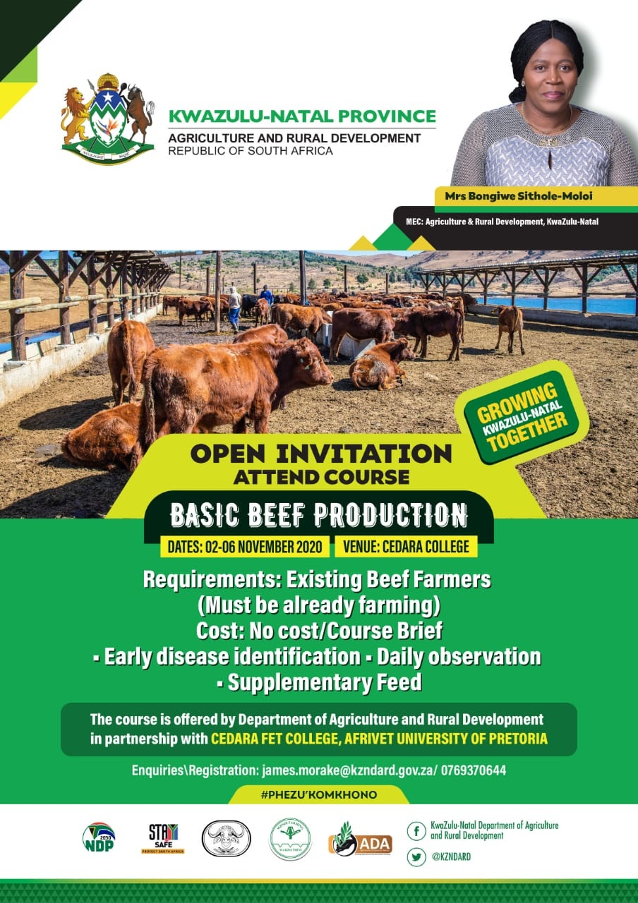 Basic Beef Production Course